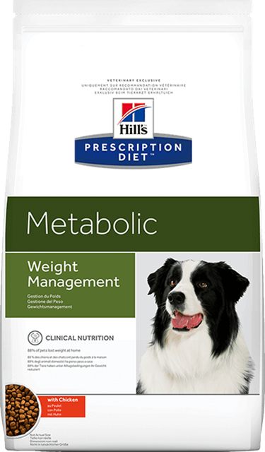 Hill's Prescription Diet Metabolic for Dogs preview image