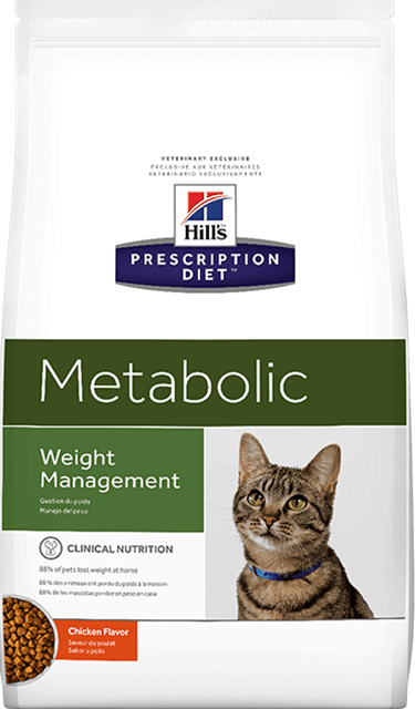 Hill's Prescription Diet Metabolic for Cats preview image